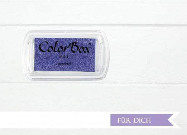 Pigment Stempelkissen Lavender