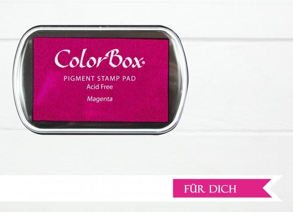 Pigment Stempelkissen Magenta XL
