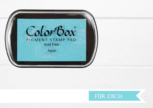 Pigment Stempelkissen Aqua XL