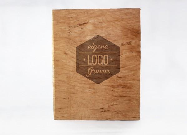 Fotoalbum A4 - mit eigenem Logo