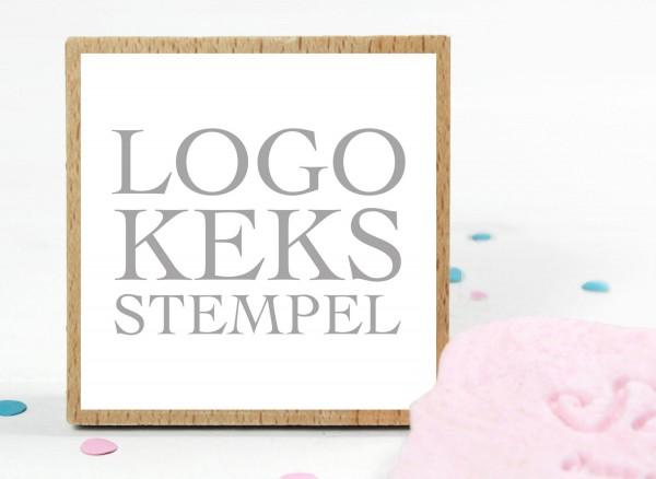 LOGO KEKSSTEMPEL - eckig