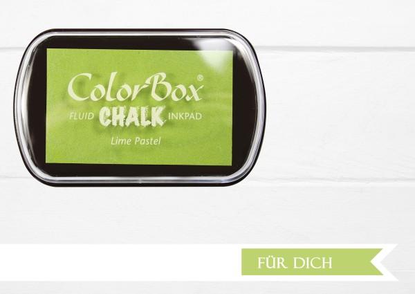 Chalk Stempelkissen Lime Pastel XL