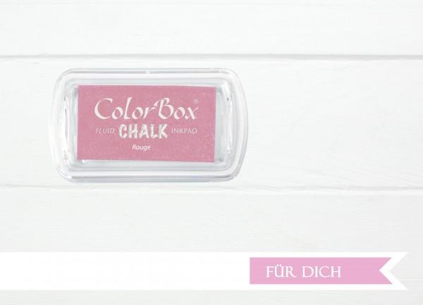 Chalk Stempelkissen Rouge
